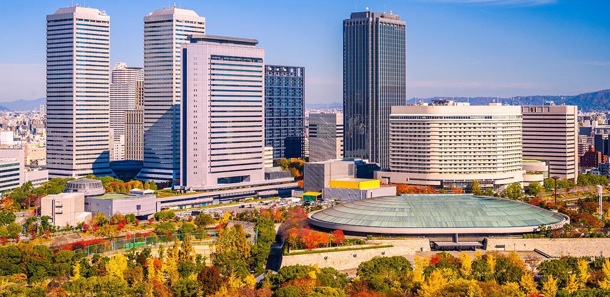osaka-japan-business-park